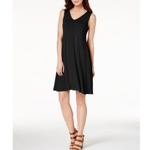 STYLE & CO Cross-Back Dress